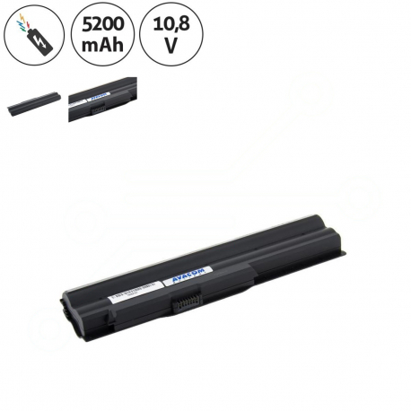 SONY VGP-BPS20/B Baterie pro notebook - 5200mAh 6 článků + doprava zdarma + zprostředkování servisu v ČR