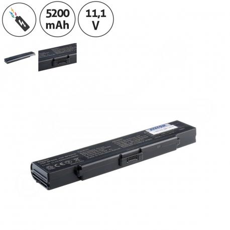 Sony Vaio VGN-AR61S Baterie pro notebook - 5200mAh 6 článků + doprava zdarma + zprostředkování servisu v ČR