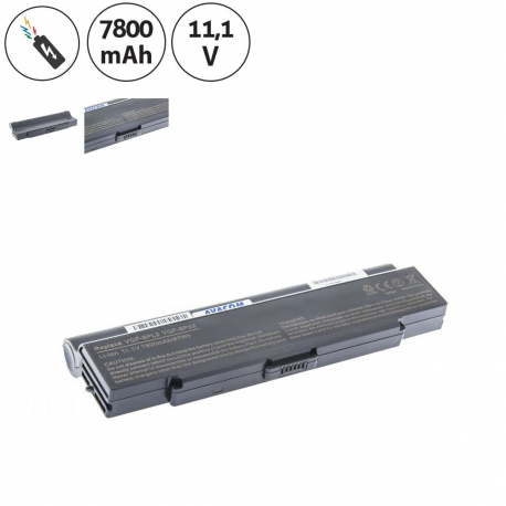Sony Vaio VGN-AR21M Baterie pro notebook - 7800mAh 9 článků + doprava zdarma + zprostředkování servisu v ČR