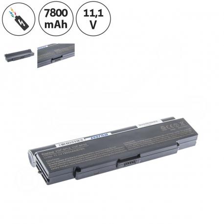 Sony Vaio VGN-FS215Z Baterie pro notebook - 7800mAh 9 článků + doprava zdarma + zprostředkování servisu v ČR