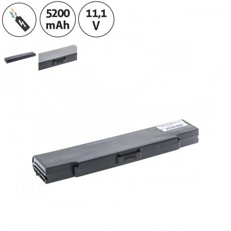 Sony Vaio VGN-FE21 Baterie pro notebook - 5200mAh 6 článků + doprava zdarma + zprostředkování servisu v ČR