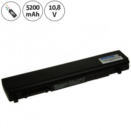 Toshiba Portege r700-1f6 Baterie pro notebook - 5200mAh 6 článků + doprava zdarma + zprostředkování servisu v ČR