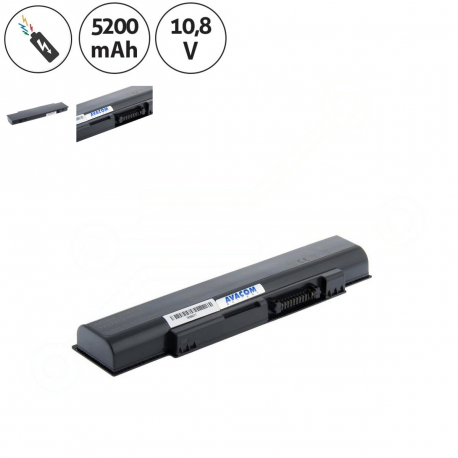 Toshiba Qosmio f750-1004xt Baterie pro notebook - 5200mAh 6 článků + doprava zdarma + zprostředkování servisu v ČR