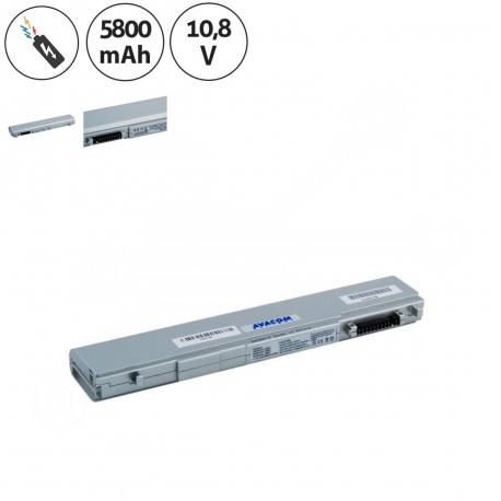 Toshiba Portege r600-10f Baterie pro notebook - 5800mAh + doprava zdarma + zprostředkování servisu v ČR