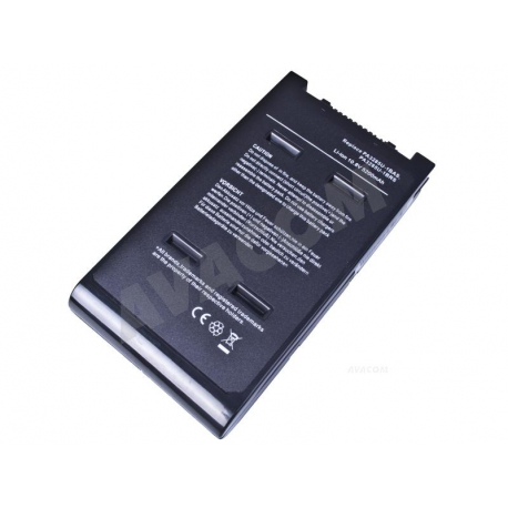 Toshiba Qosmio f10-105 Baterie pro notebook - 5200mAh 6 článků + doprava zdarma + zprostředkování servisu v ČR
