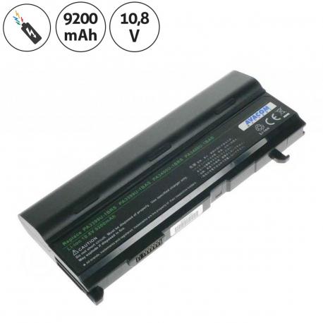 Toshiba Satellite m50-109 Baterie pro notebook - 9200mAh 12 článků + doprava zdarma + zprostředkování servisu v ČR