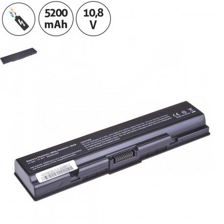 Toshiba Satellite L505 Baterie pro notebook - 5200mAh 6 článků + doprava zdarma + zprostředkování servisu v ČR
