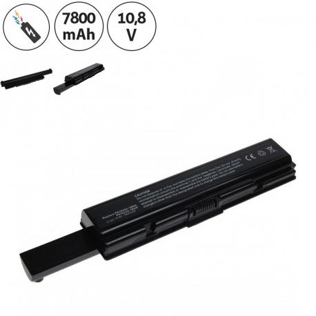 Toshiba Satellite a300-1qd Baterie pro notebook - 7800mAh 9 článků + doprava zdarma + zprostředkování servisu v ČR