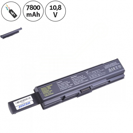 Toshiba Satellite A300D Baterie pro notebook - 7800mAh 9 článků + doprava zdarma + zprostředkování servisu v ČR