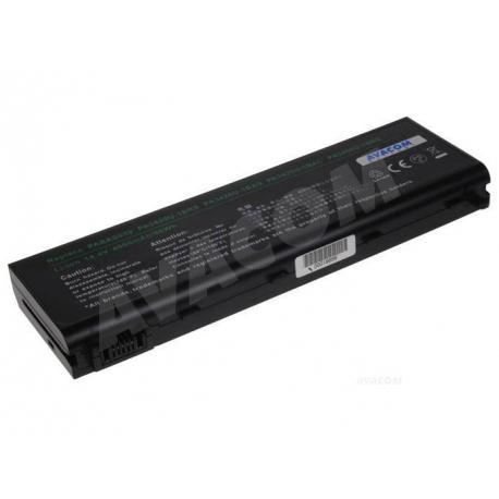 Toshiba Satellite l30-10v Baterie pro notebook - 4600mAh 8 článků + doprava zdarma + zprostředkování servisu v ČR