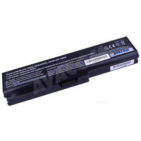 TOSHIBA PA3817U-1BRS Baterie pro notebook - 5200mAh 6 článků + doprava zdarma + zprostředkování servisu v ČR