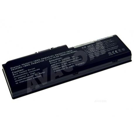 Toshiba Satellite p300-1cn Baterie pro notebook - 7800mAh 9 článků + doprava zdarma + zprostředkování servisu v ČR