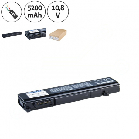 Toshiba Satellite Pro s300-10h Baterie pro notebook - 5200mAh 6 článků + doprava zdarma + zprostředkování servisu v ČR