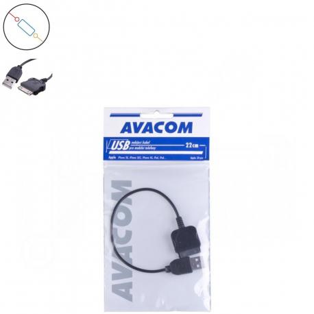 APPLE CC-IP4 Nabíjecí USB kabel pro mobilní telefon + zprostředkování servisu v ČR