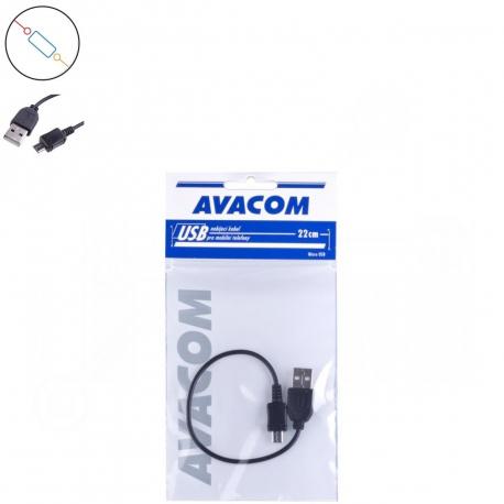 Sony Ericsson spiro Nabíjecí USB kabel pro mobilní telefon + zprostředkování servisu v ČR