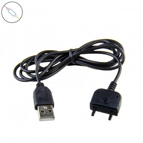 Sony Ericsson p990i Nabíjecí USB kabel pro mobilní telefon + zprostředkování servisu v ČR