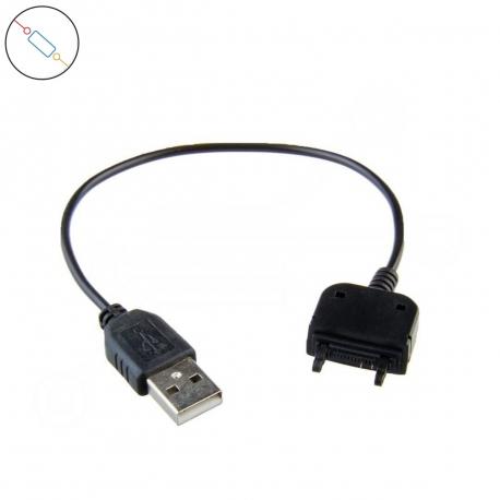 Sony Ericsson w880i Nabíjecí USB kabel pro mobilní telefon + zprostředkování servisu v ČR