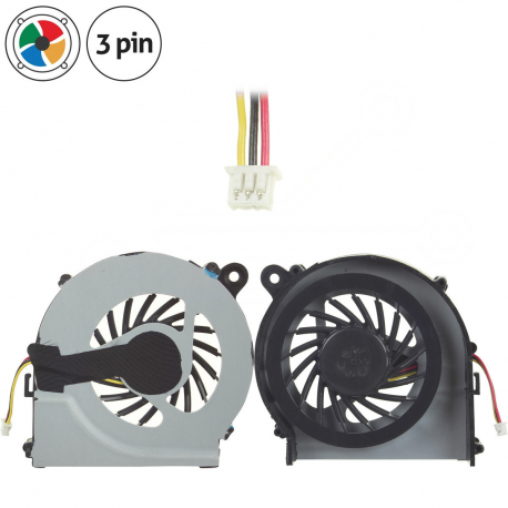 HP Pavilion g6-1215sx Ventilátor pro notebook - 3 piny + zprostředkování servisu v ČR