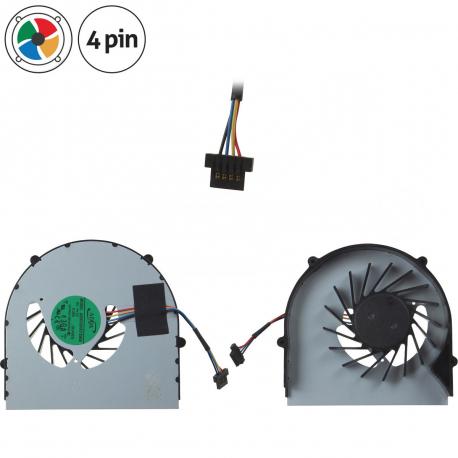 Lenovo IdeaPad V560 Ventilátor pro notebook - 4 piny metalic / plastic + zprostředkování servisu v ČR