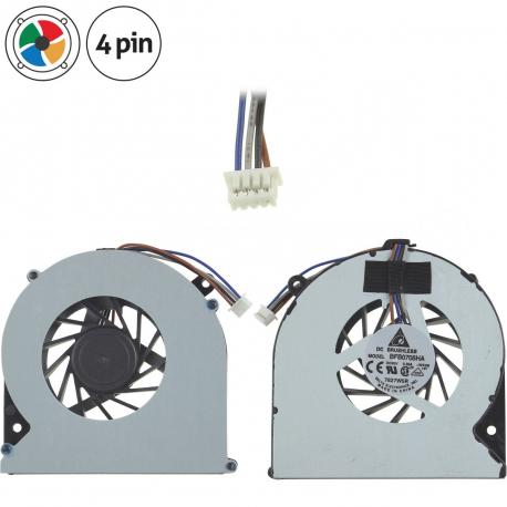 HP ProBook 6450b Ventilátor pro notebook - 4 piny metalic / plastic + zprostředkování servisu v ČR