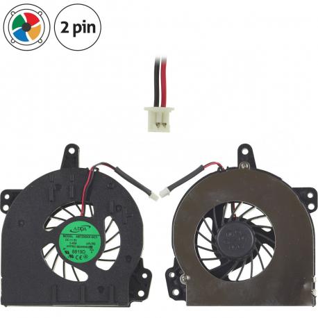 Compaq 610 Ventilátor pro notebook - 2 piny 3 výčnělky 7 ~ 8 cm + zprostředkování servisu v ČR