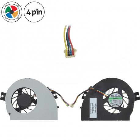 HP Pavilion dm3 Ventilátor pro notebook - 4 piny metalic / plastic + zprostředkování servisu v ČR