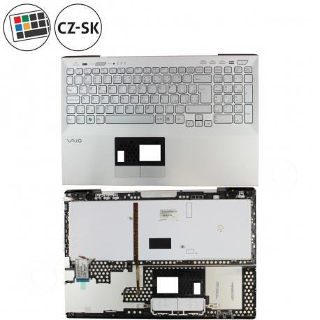 Sony Vaio VPC-SE13FX Klávesnice s palmrestem pro notebook - CZ / SK + doprava zdarma + zprostředkování servisu v ČR
