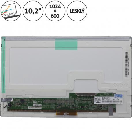 MSI Wind U135DX Displej pro notebook - 1024 x 600 10,2 + doprava zdarma + zprostředkování servisu v ČR