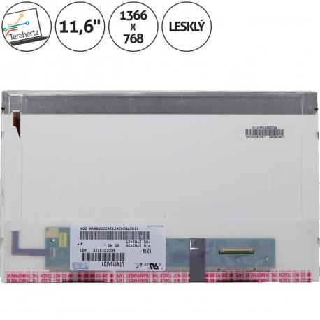 Acer Aspire One ZA3 Displej pro notebook - 1366 x 768 HD 11,6 + doprava zdarma + zprostředkování servisu v ČR