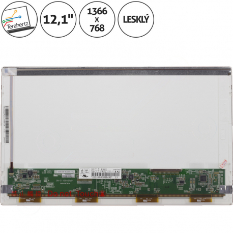 Asus Eee PC 1215P Displej pro notebook - 1366 x 768 HD 12,1 + doprava zdarma + zprostředkování servisu v ČR