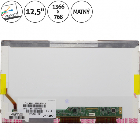 LTN125AT02 Displej pro notebook - 1366 x 768 HD 12,5 + doprava zdarma + zprostředkování servisu v ČR