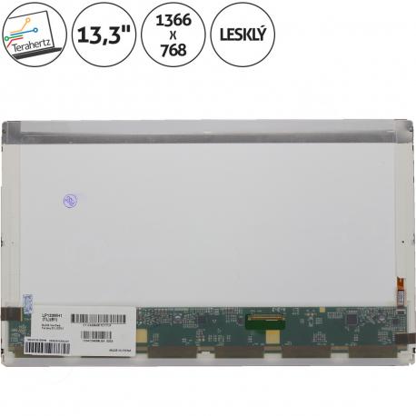 Toshiba Satellite L730 Displej pro notebook - 1366 x 768 HD 13,3 + doprava zdarma + zprostředkování servisu v ČR