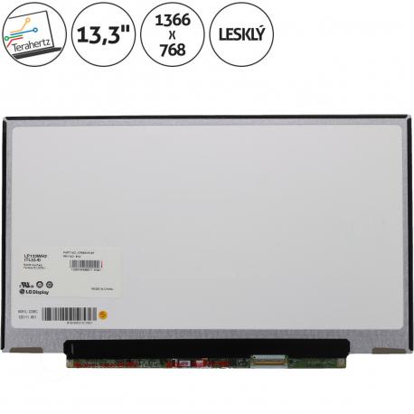 Toshiba Portege R830 Displej pro notebook - 1366 x 768 HD 13,3 + doprava zdarma + zprostředkování servisu v ČR