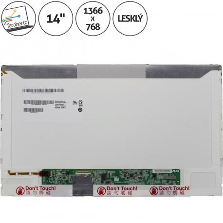 B140XTN01.0 Displej pro notebook - 1366 x 768 HD 14 + doprava zdarma + zprostředkování servisu v ČR
