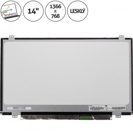 Lenovo T440s Displej pro notebook - 1366 x 768 HD 14 + doprava zdarma + zprostředkování servisu v ČR