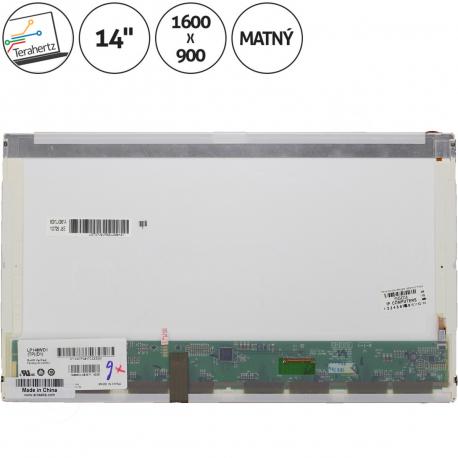 HP EliteBook 8440p Displej pro notebook - 1600 x 900 HD+ 14 + doprava zdarma + zprostředkování servisu v ČR