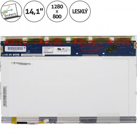 Asus F5GL Displej pro notebook - 1280 x 800 14,1 + doprava zdarma + zprostředkování servisu v ČR