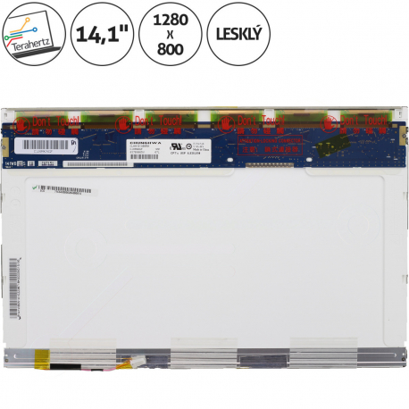 Lenovo Y400 Displej pro notebook - 1280 x 800 14,1 + doprava zdarma + zprostředkování servisu v ČR