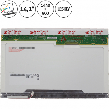 Lenovo ThinkPad T60 Displej pro notebook - 1440 x 900 14,1 + doprava zdarma + zprostředkování servisu v ČR