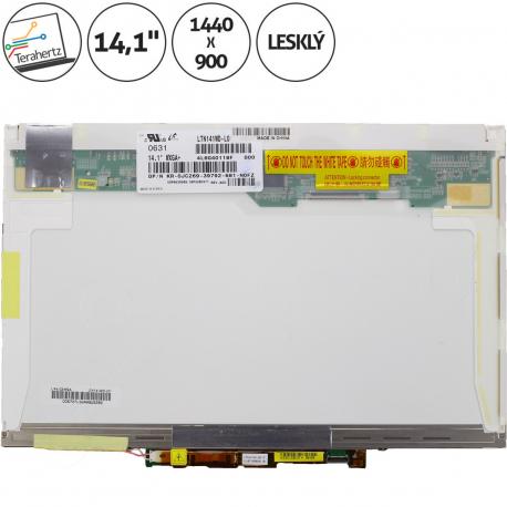 Dell Latitude D600 Displej pro notebook - 1440 x 900 14,1 + doprava zdarma + zprostředkování servisu v ČR