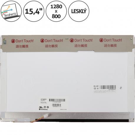 Toshiba Qosmio F50 Displej pro notebook - 1280 x 800 15,4 + doprava zdarma + zprostředkování servisu v ČR