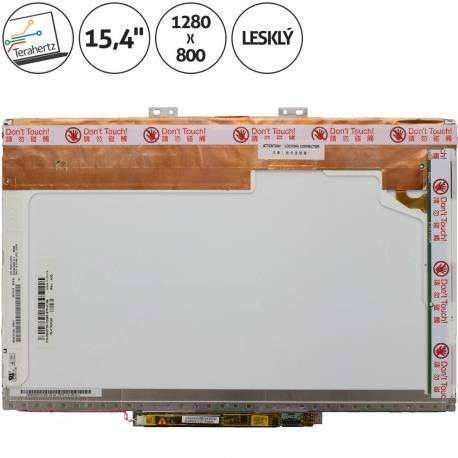 Dell Latitude D820 Displej pro notebook - 1280 x 800 15,4 + doprava zdarma + zprostředkování servisu v ČR