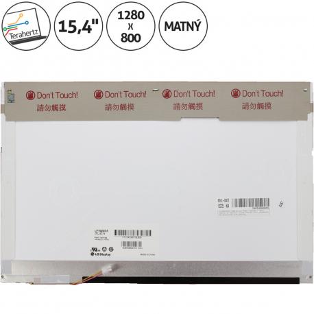 Asus A6 Displej pro notebook - 1280 x 800 15,4 + doprava zdarma + zprostředkování servisu v ČR