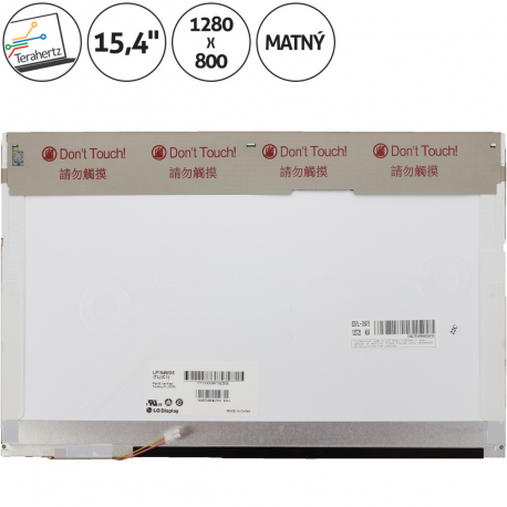 HP Compaq 6730s Displej pro notebook - 1280 x 800 15,4 + doprava zdarma + zprostředkování servisu v ČR