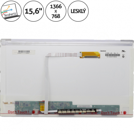 Compaq Presario CQ56 Displej pro notebook - 1366 x 768 HD 15,6 + doprava zdarma + zprostředkování servisu v ČR