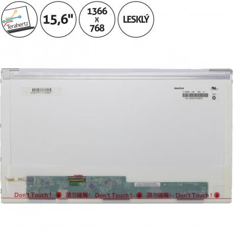 Toshiba Qosmio F750 Displej pro notebook - 1366 x 768 HD 15,6 + doprava zdarma + zprostředkování servisu v ČR