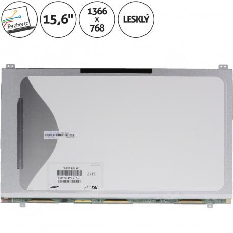 Samsung NP550P5C Displej pro notebook - 1366 x 768 HD 15,6 + doprava zdarma + zprostředkování servisu v ČR