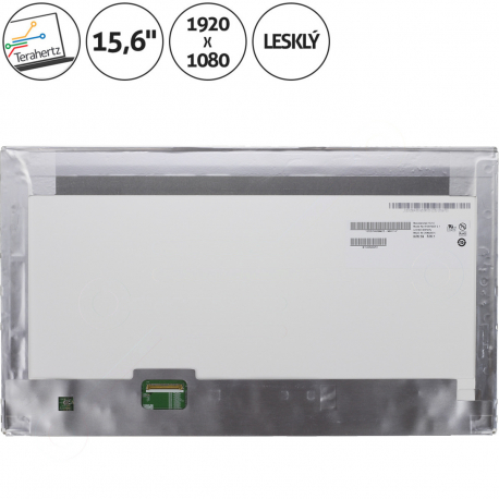 Dell XPS L502x Displej pro notebook - 1920 x 1080 Full HD 15,6 + doprava zdarma + zprostředkování servisu v ČR
