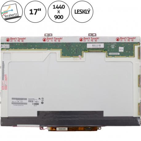 B170PW03 V.2 Displej pro notebook - 1440 x 900 17 + doprava zdarma + zprostředkování servisu v ČR