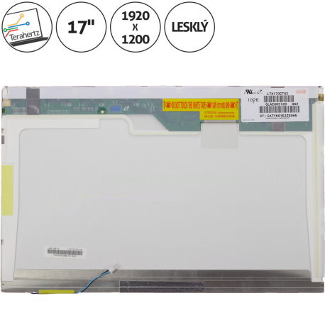 LTN170CT05-F01 Displej pro notebook - 1920 x 1200 17 + doprava zdarma + zprostředkování servisu v ČR